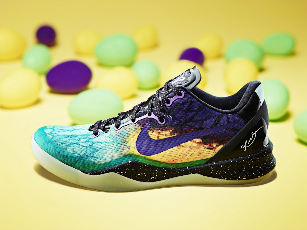 b4a59f605de ... inexpensive lebron x low kobe 8 and kd v 8211 nike easter collection  95e9d 81429