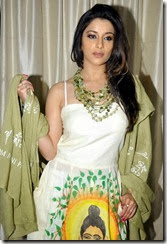 Madhurima Banerjee Hot Photos in Sleeveless White Long Dress