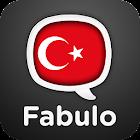 Learn Turkish - Fabulo icon