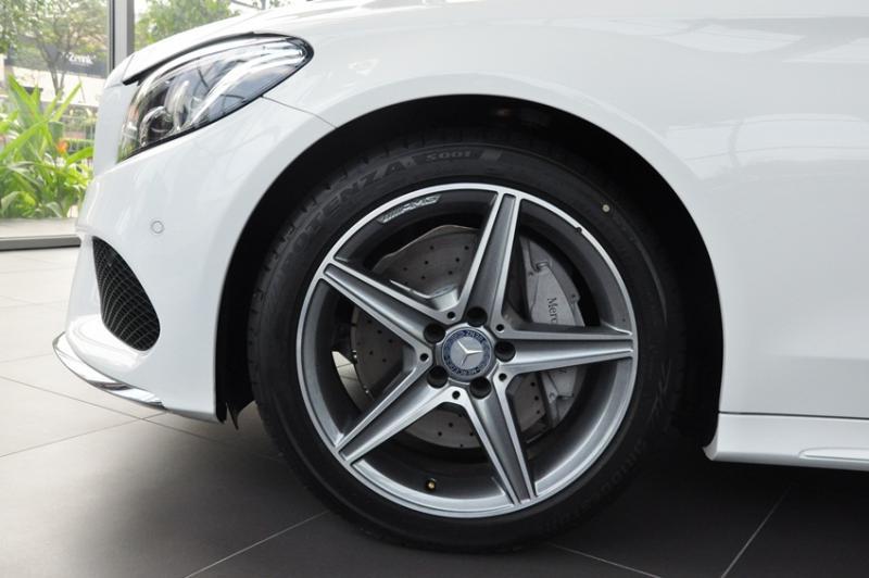 Xe Mercedes Benz C300 AMG New Model 06