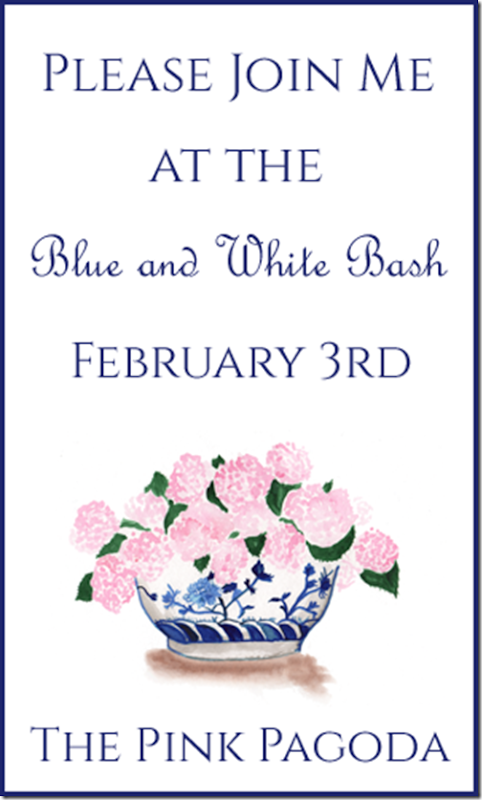 The February Blue and White Bash