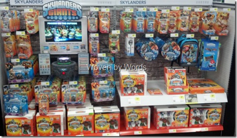 Skylander Section