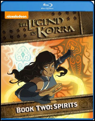 Legend of Korra Book 2