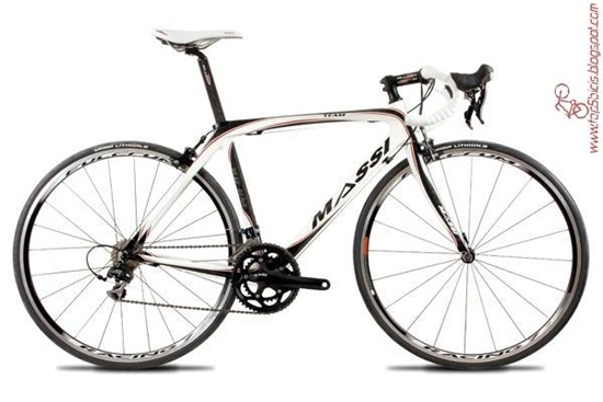 MASSI TEAM CARBON 105 BLACK