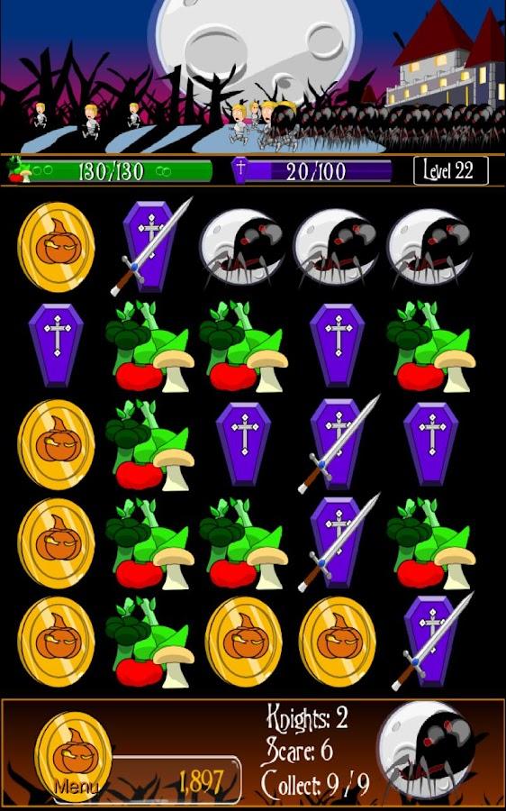 Villagers Vs. Vampire Free- screenshot