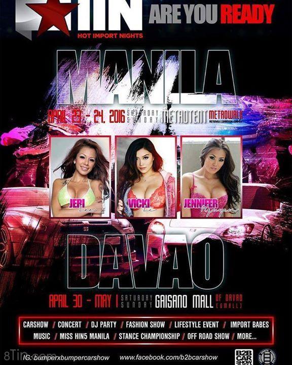 OOOOOO The days are counting down!!! #MANILA #DAVAO I'm coming for ya!!!