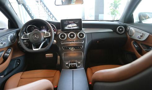 xe Mercedes Benz C300 Coupe 08
