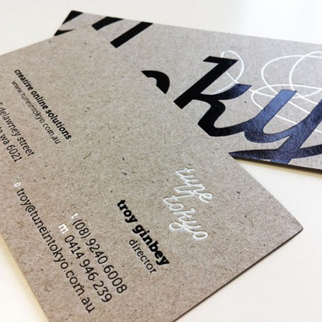 Foil-On-Boxcard