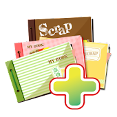 Scrapbooking Theme (Kids)