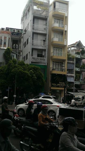 Bán tòa nhà Mặt Tiền Sư Vạn Hạnh Quận 10 Kinh Doanh Khách Sạn 03