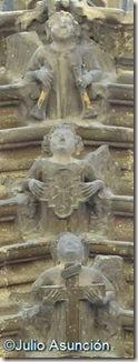 Iglesia del Santo Sepulcro - ángeles
