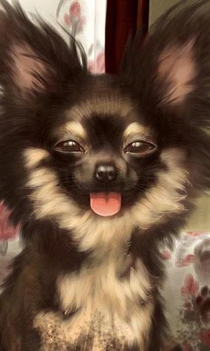 子犬ジグソーパズル