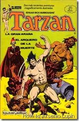 P00007 - El Nuevo Tarzan #7