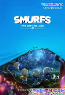 Xì Trum 3 - Smurfs: The Lost Village
