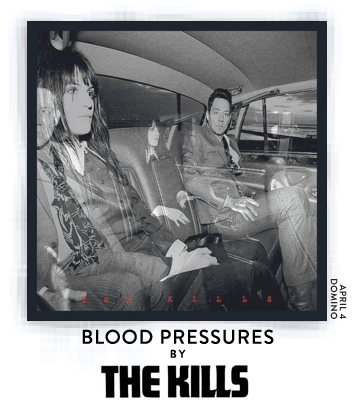 Blood Pressures by The Kills