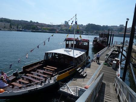 Ce sa faci in Porto: croaziera pe Douro