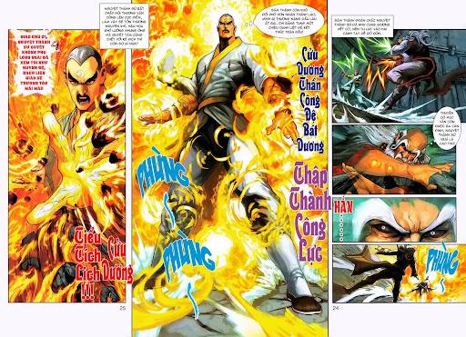 Tân Tác Long Hổ Môn Chap 230 page 24 - Truyentranhaz.net