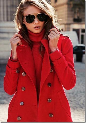 ab86f02a3 Echarpe Rosa: Casacos femininos da moda inverno 2014