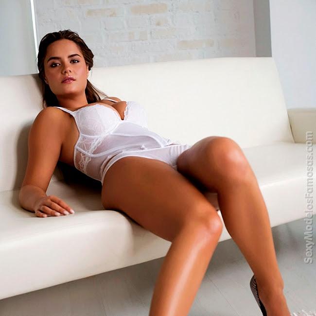 Ana Lucia Dominguez Desnuda SoHo Foto 16
