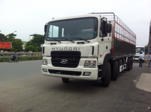 Bán xe tải 5 chân hyundai hd360