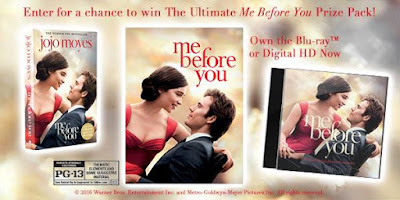 Enter now for a chance to win The Ultimate MeBeforeYou prize pack from Interscope Records