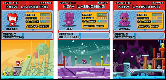gogos crazy bones screenshots 02
