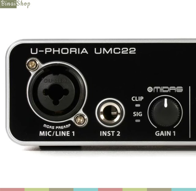 Uphoria UMC22
