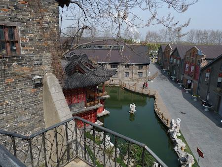 Centrul vechi Zhenjiang