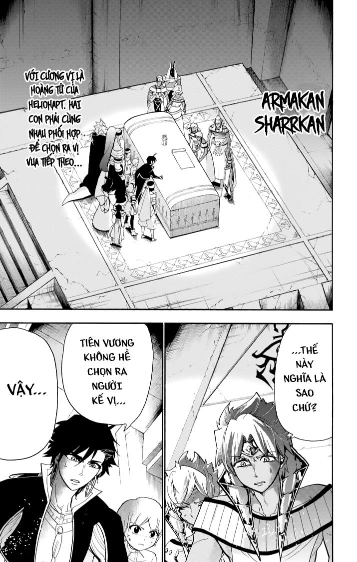 Sinbad No Bouken ( Continue ) Chap 002