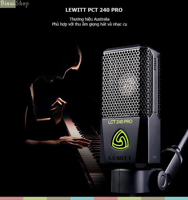 LCT 240 Pro