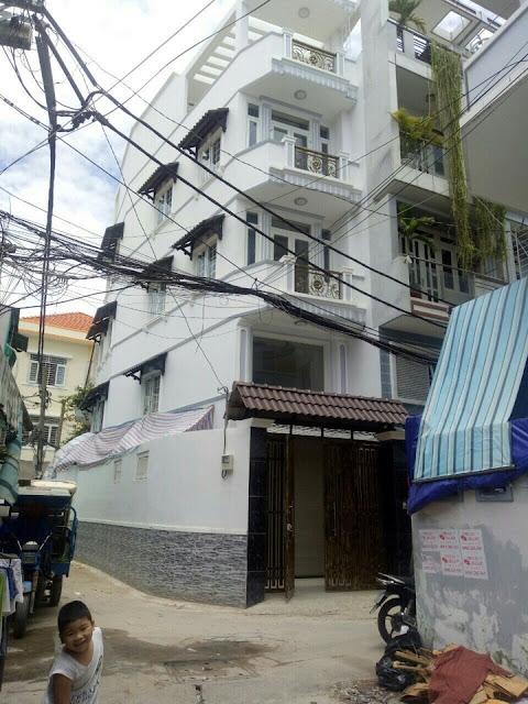 Bán nhà chính chủ Hẻm 220 Hoàng Hoa Thám Quận Bình Thạnh 01