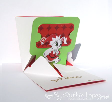 Inky Impressions - Christmas Card - Gift Card - Ruthie Lopez.3