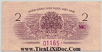 2 Xu Việt Nam Dân Chủ 1964