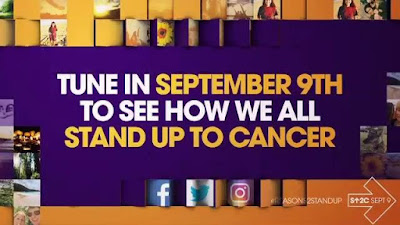 My reason to Stand Up To Cancer is because I believe in