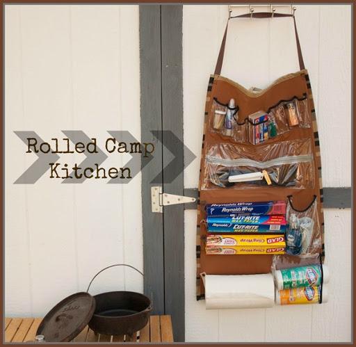 Cute Camp Kitchen Organizer TodaysCreativeBlog net