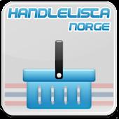 Handlelista Norge