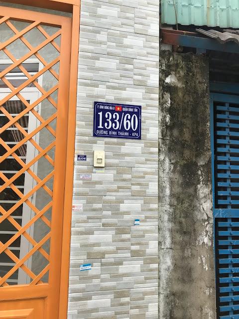 Bán nhà hẻm xe tải một sẹc đường Bình Thành Quận Bình Tân 02