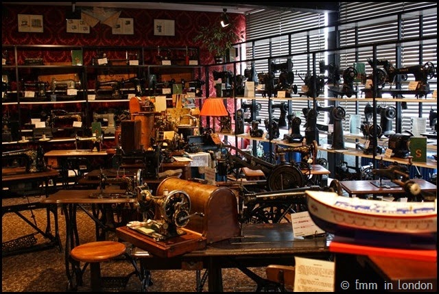 London Sewing Machine Museum