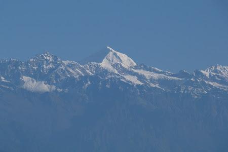 Obiective turistice Nepal: rasarit de soare Himalaya