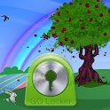 GO Locker Theme Primavera icon