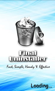 Final Uninstaller- screenshot thumbnail