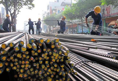 sắt thép xây dựng tại quận 1