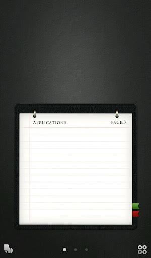 ブラックノート【壁紙画像 無料きせかえ】buzzHOME|玩個人化App免費|玩APPs