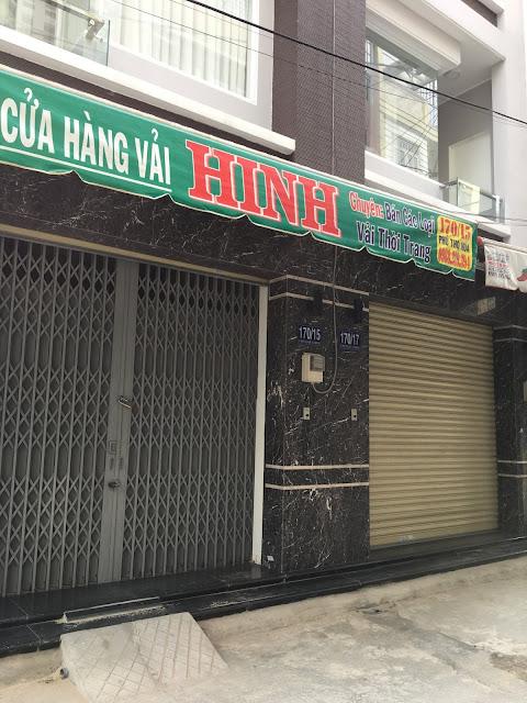 Bán nhà khu chợ vải Phú Thọ Hòa Quận Tân Phú 003