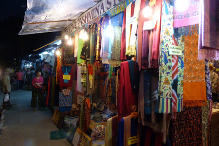 Shopping Pokhara
