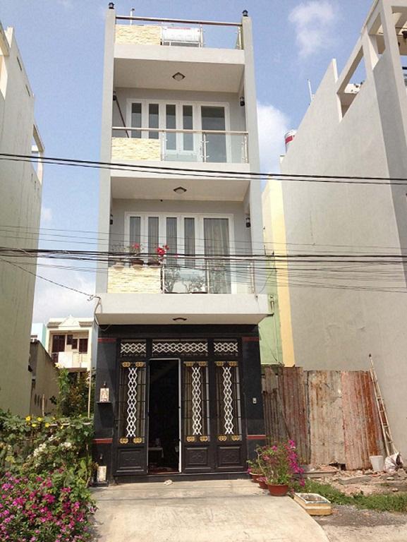 Nhà Mặt Tiền Đường Trần Hưng Đạo Quận Tân Phú 02