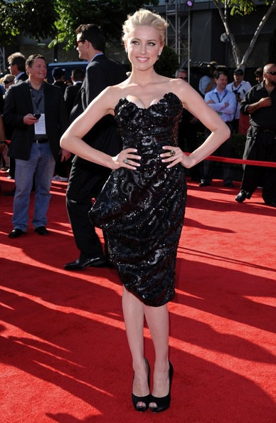 Amber Heard 2011 ESPY Awards