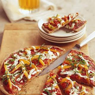Pita Pizza.