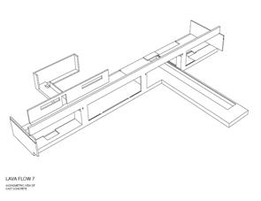 plano-3d-casa-Lavaflow-7-Craig-Steely-Architecture