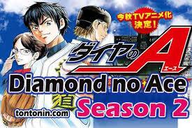 Đội Bóng Chày Siêu Đẳng 2  Diamond no Ace SS2